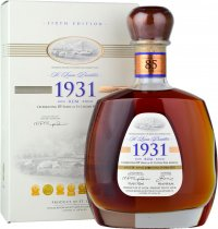 1931 Rum - St Lucia Distillers 85th Anniversary 6th Edition 70cl