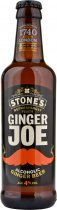 Stones Ginger Joe Alcoholic Ginger Beer 330ml NRB